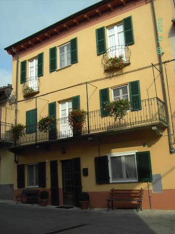 Casa Regina - Refrancore - Huis