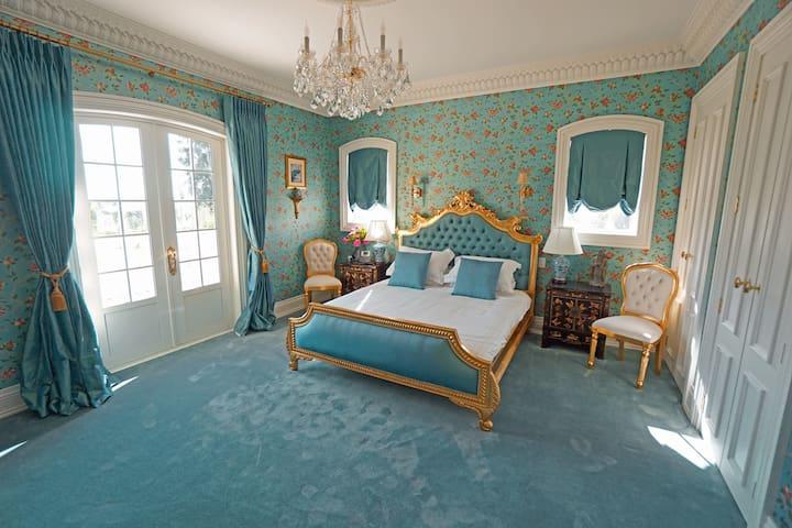 The Blenheim Suite at Willowbrook Park Estate - Newstead - Bed & Breakfast