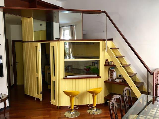 Delizioso appartamento in pieno centro città - Genova - Lakás
