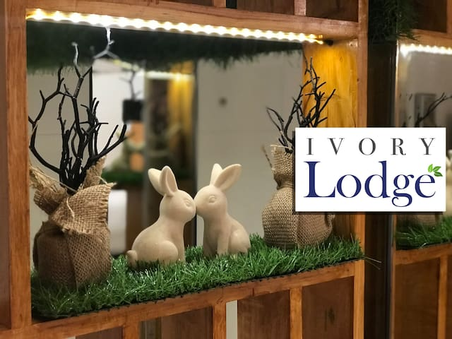 Ivory Lodge - Home/Apartment, Bandung