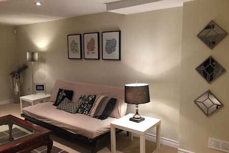 Trendy Art District Downtown Studio - Hamilton - Hus