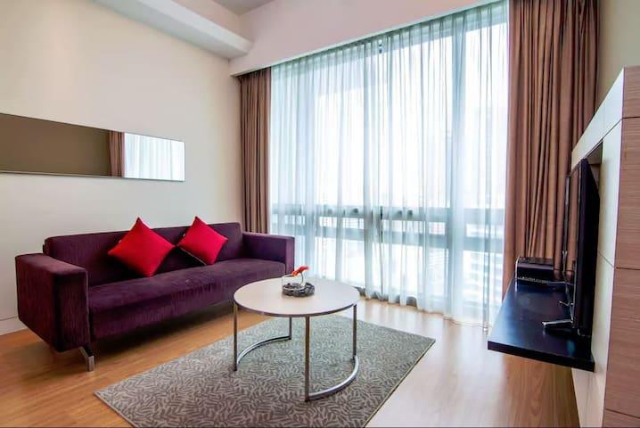 *AprilPromo* Swiss Garden Suites KLCityCenter - Kuala Lumpur - Apartment