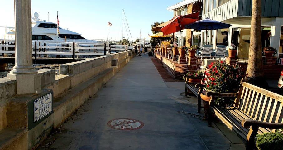 Balboa Island Vacation Retreat