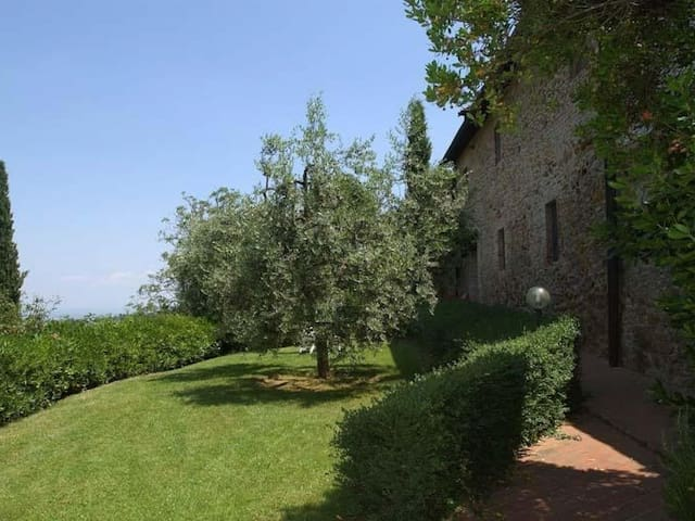 Apartament in Montaione ID 3709
