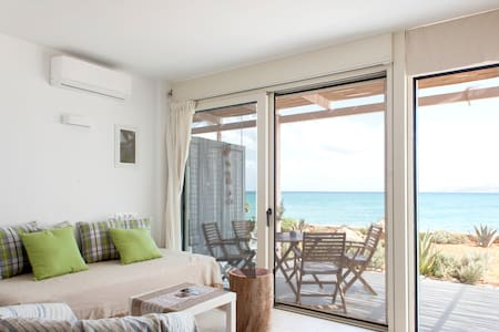 Junior suite by the beach - Lemon - Iraklion - Huoneisto
