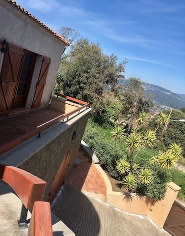 Belle villa entre mer et campagne - Ajaccio - Dům