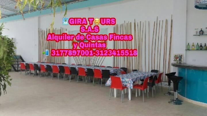 gira tours Carmen Villa charcon