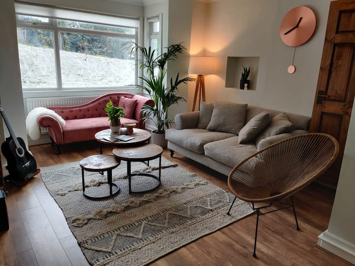 Beautiful 2 bedroom flat + garden, Crystal Palace