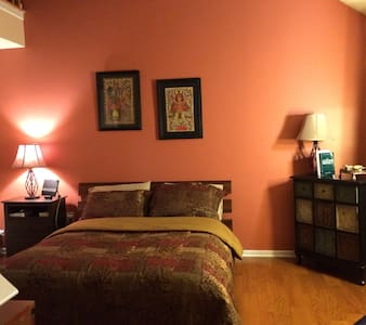 1 bedroom + private bath - Robbinsville - 獨棟