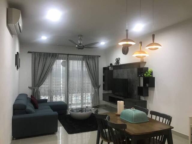 Master Bedroom @ One South Serdang