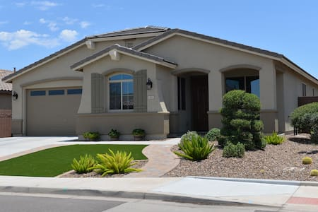 Beautiful Queen Creek home with Private Pool - San Tan Valley