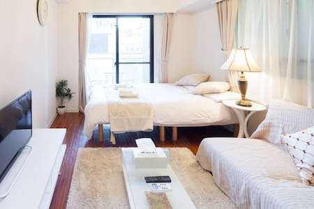 New Open! Near Shinjuku・ Kabukicho・Free WiFi!!! - Shinjuku - Apartment
