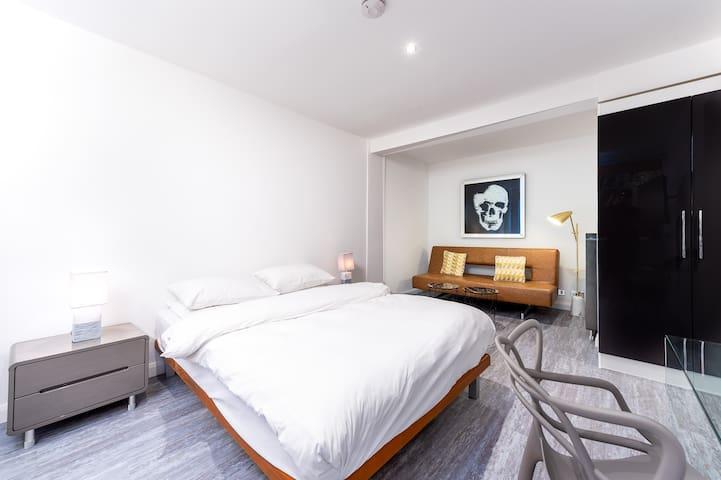 Apartment G03 - Roland House - Kensington - RH