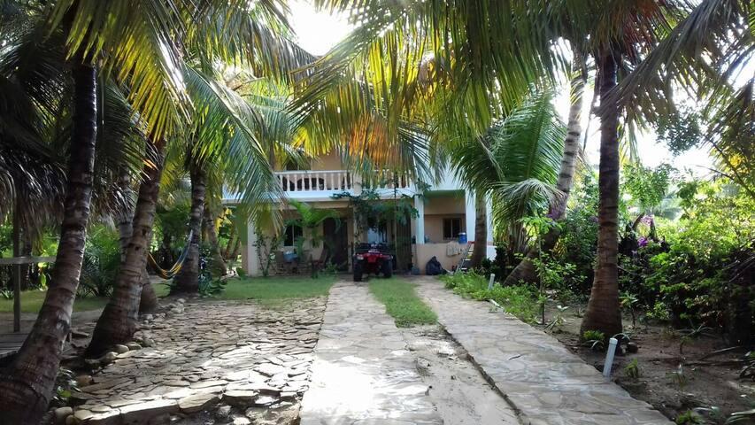 Villa coco Punta Rucia