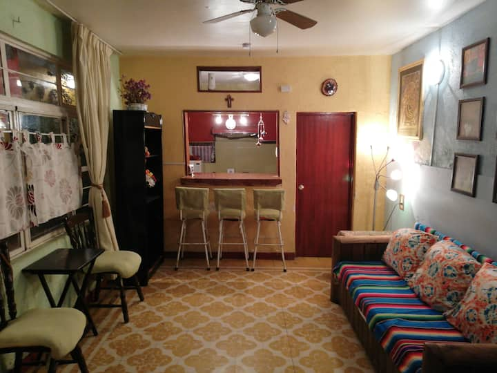 "**DEPARTAMENTO INDEPENDENTE** ""CASA SOL"" Privado"
