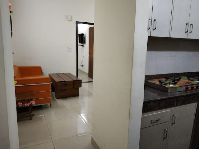 2 Bedroom Apartment with all basic amenities