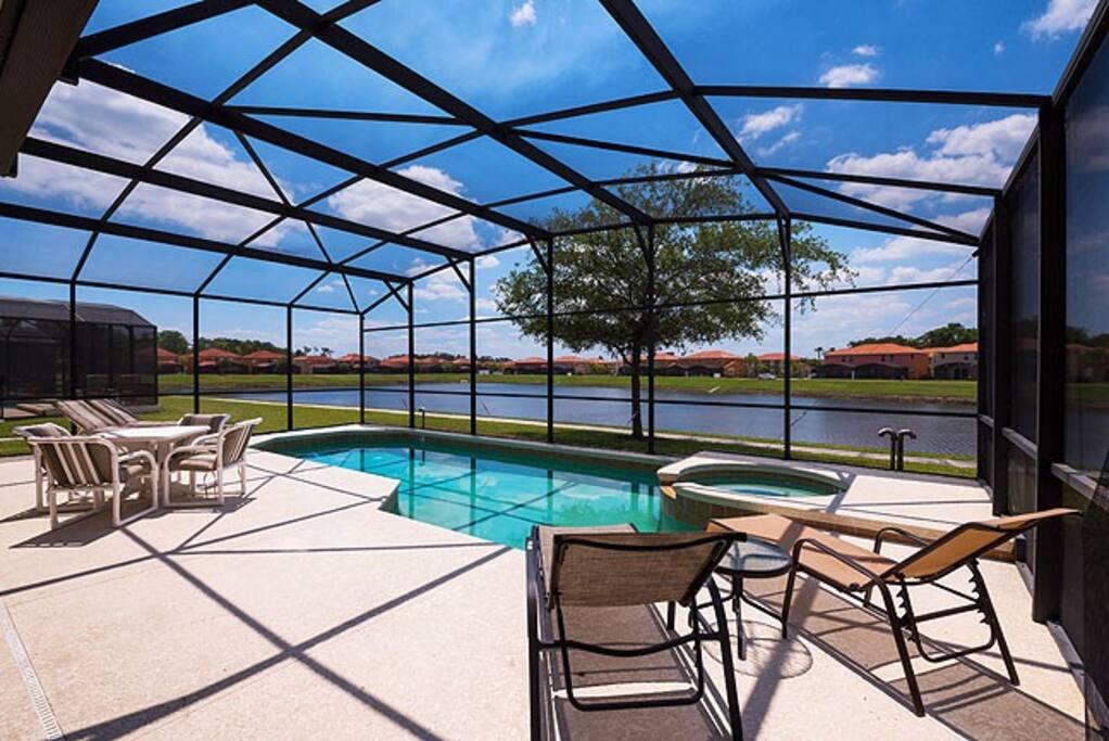 Bella Vida Resort Gated 5 Bed 5 Bath Pool Spa Houses