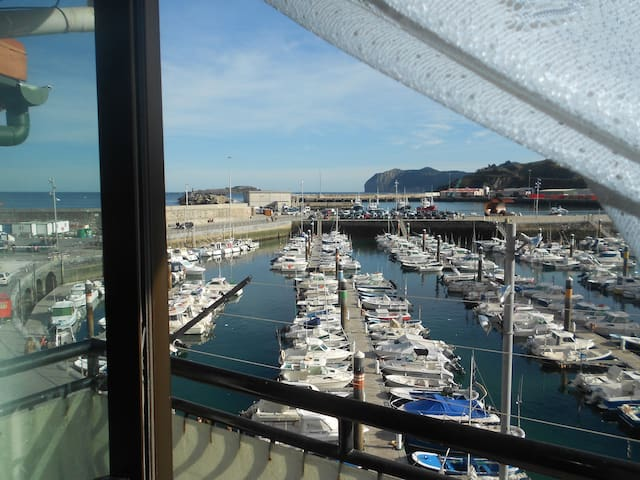 Duplex junto al mar. - Bermeo - Appartement