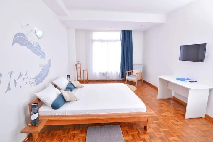 Appartement avec 2 chambres luxueuses à Tana