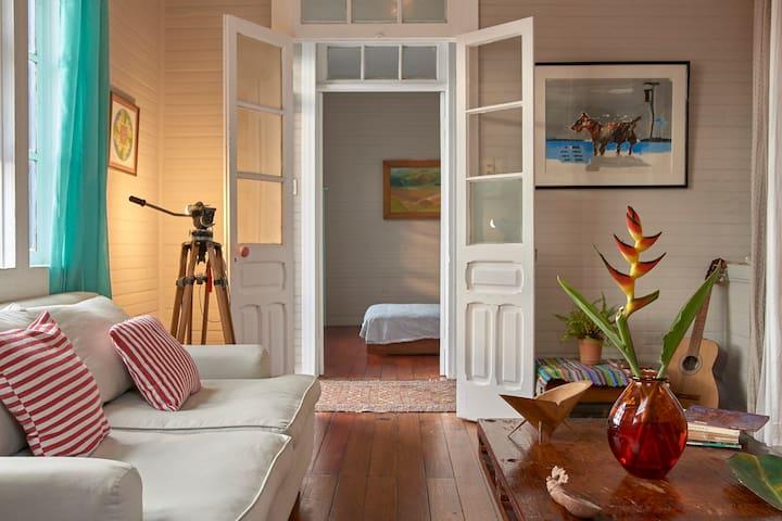 CASAMAR - Historic Loft - San José - Apartamento