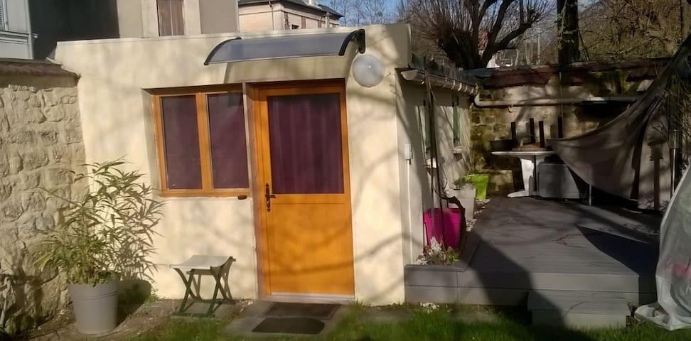 Studio près du centre ville - Auvers-sur-Oise - Lejlighed
