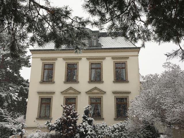 Historische Villa Krumbholz