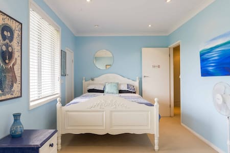 Serene Blue Room - Beacon Hill - Talo