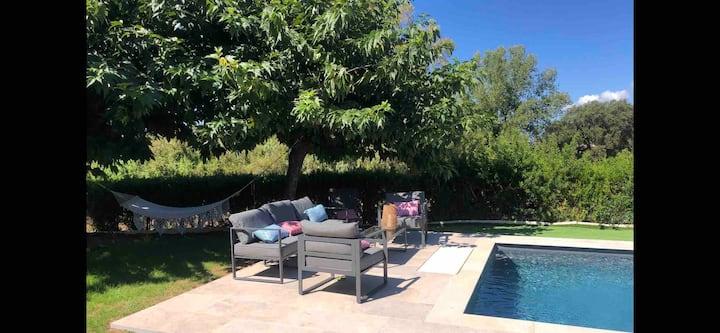 Villa avec piscine Porticcio -  à 900 m des plages