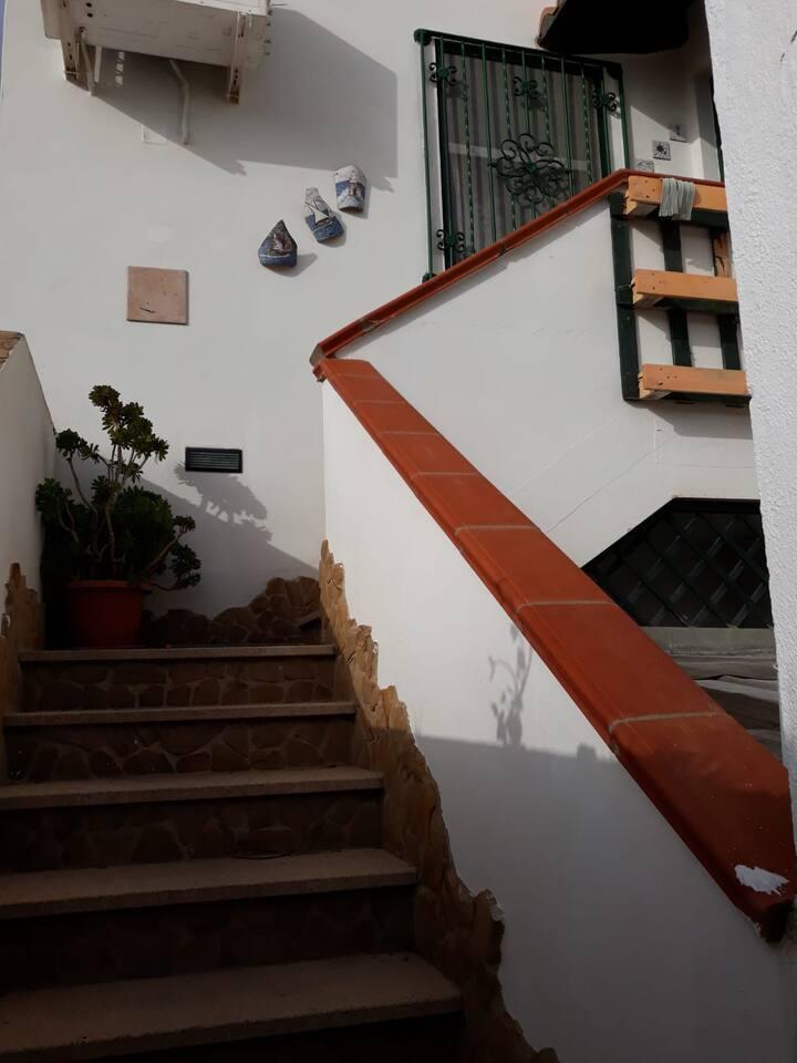 Casa con vista a Calasetta