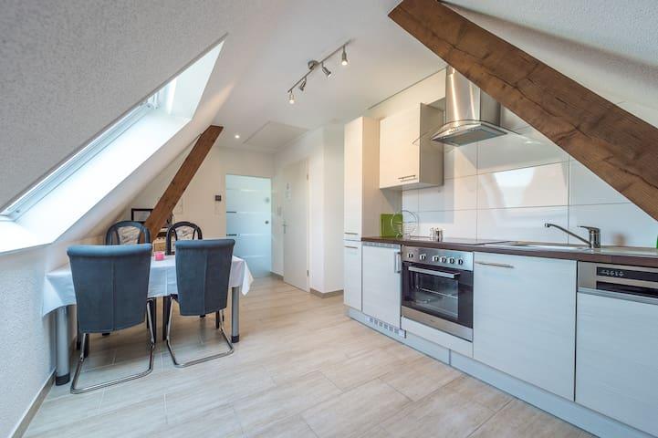 Studio (Apartment 01) im Zentrum der Schweiz