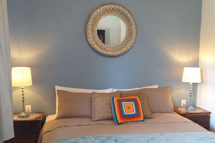 Apartamento Petite con Alberca - Pet Friendly