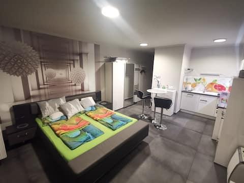 Újépítésű Lakás Győr  New built studio flat