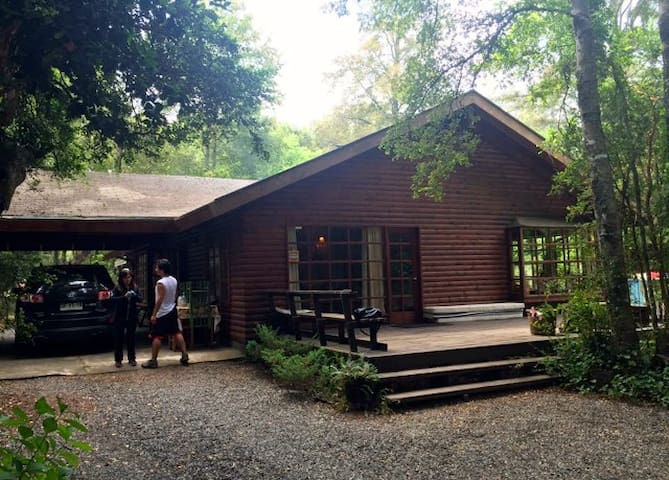 Casa en Pucón ideal para grupos grandes - พูกอน - บ้าน