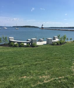Near ocean and Great city of Portland Maine - South Portland - Appartement