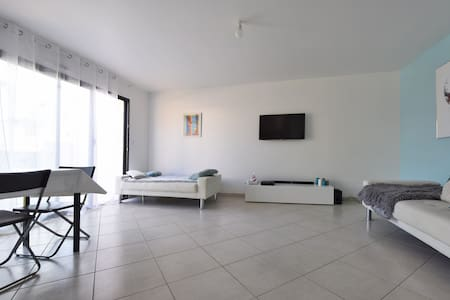 Nice comfortable house with patio and parking - Nimes - House