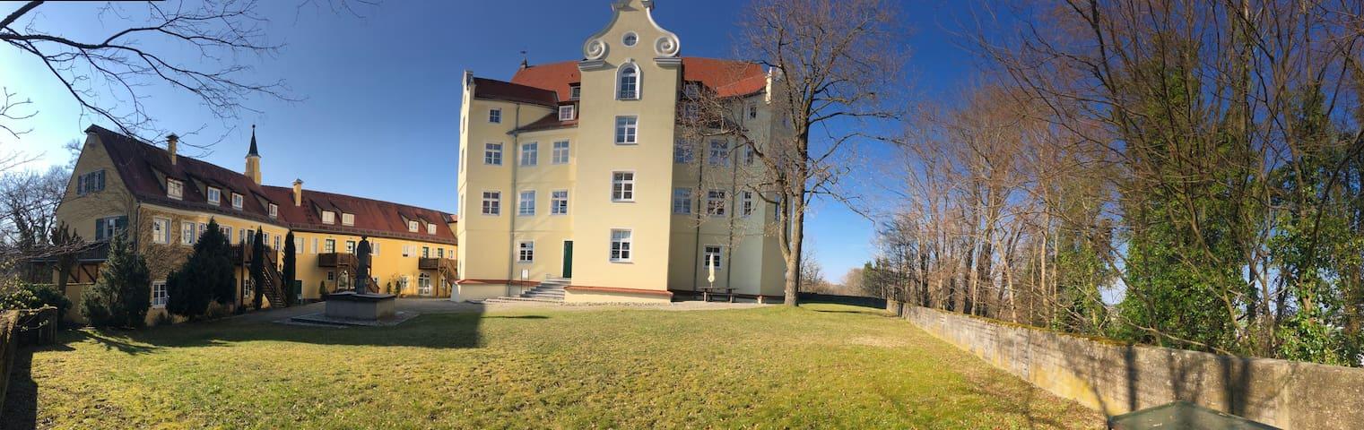 Schloß Erolzheim, Herrenhaus