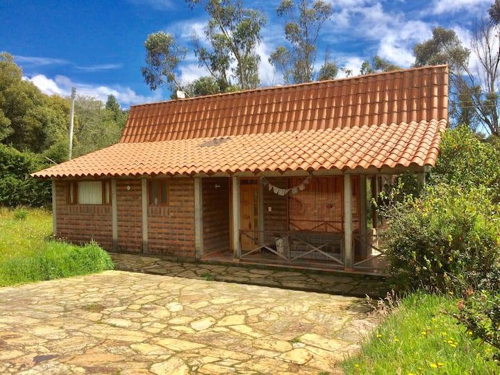Casa campestre muy cerca de Bogotá