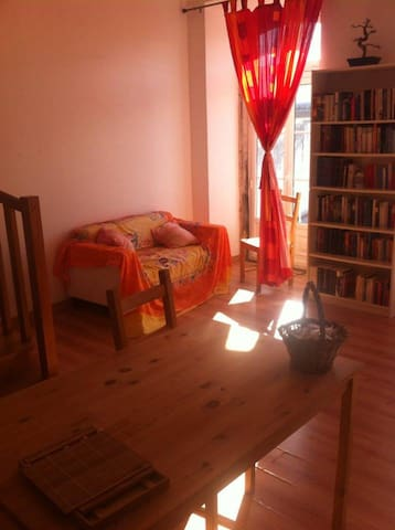 Sunny Duplex in Historical Tomar - Tomar - Apartment