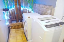 Washer and dryer. All inclusive.