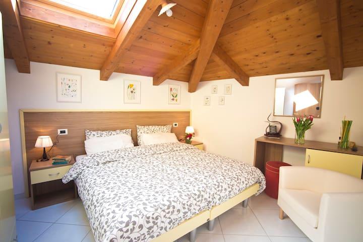 Domus Liberty - Stanza dei Pesci - Sant'Agnello - Bed & Breakfast
