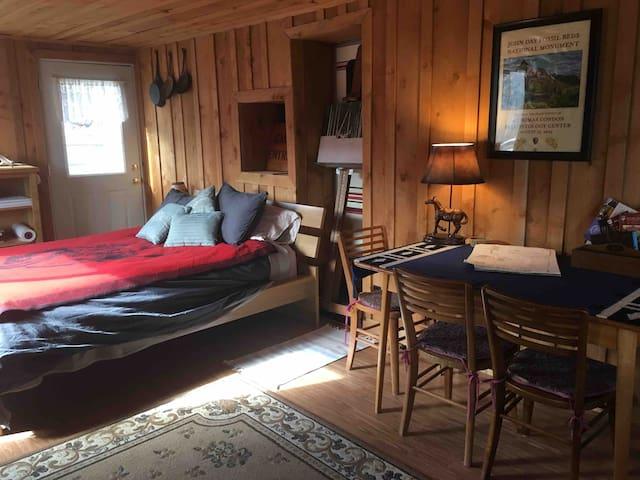 Guyon Springs Guest Cabin