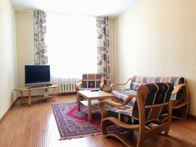 Comfortable Condo in the Heart of the City - Ulaanbaatar - Appartement