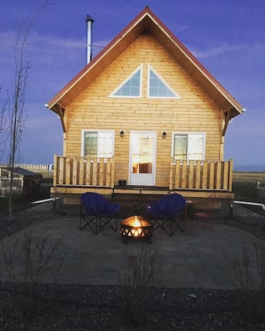 Tiny House Living - an Acreage close to town