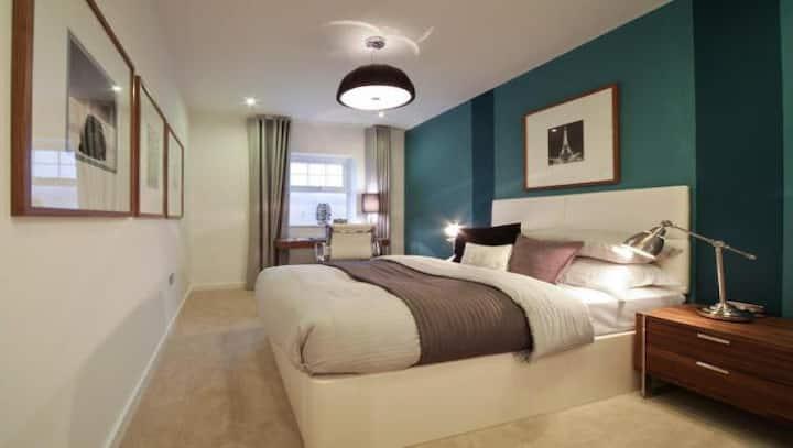 Welwyn Garden City new 1 bed apt