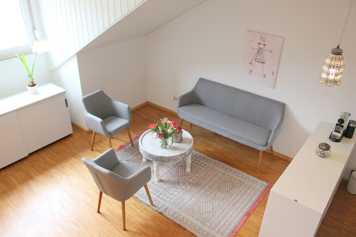 Apartment with view close to Basel - Lörrach - Apartment