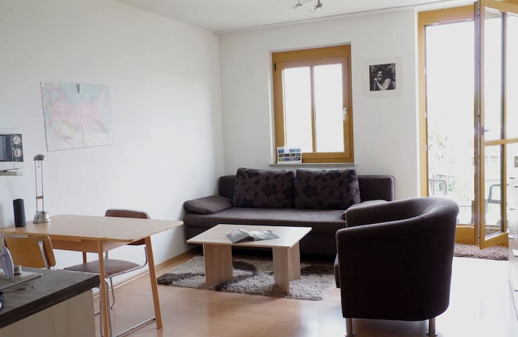 Gemütliche Wohnung mit Balkon in zentraler Lage