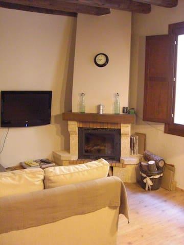 Apartament rústic a Sant Llorenç - Sant Llorenç de Morunys - Huis