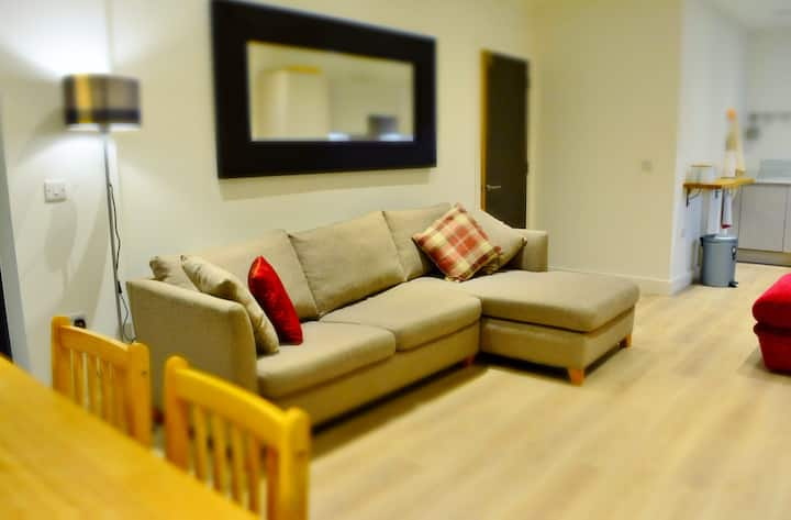 Quiet & cozy apartment nr O2 Canary Wharf ExCel