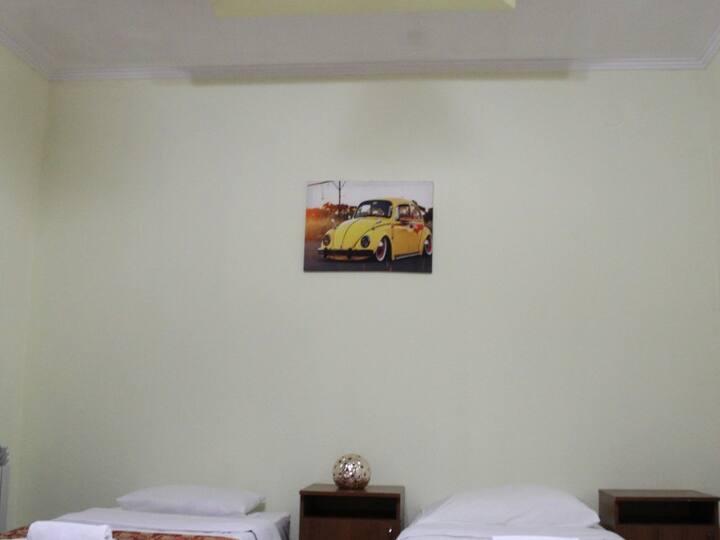 Triple room. Katrin Guest House
