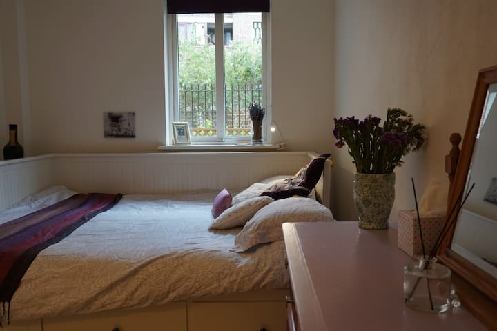 Peaceful, comfortable double room Clapton, Hackney